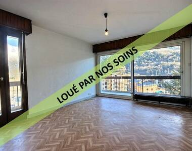 Location Appartement 3 pièces 60m² Bourg-Saint-Maurice (73700) - photo