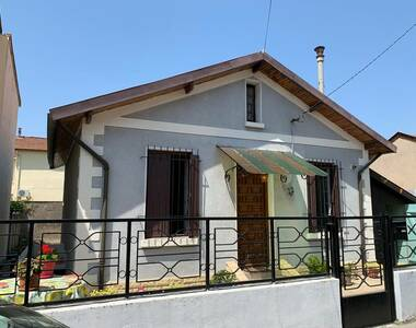 Vente Maison 3 pièces 51m² Vénissieux (69200) - photo