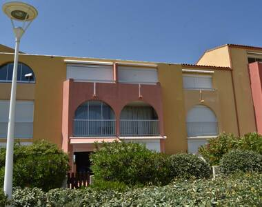 Vente Appartement 2 pièces 21m² Port Leucate (11370) - photo