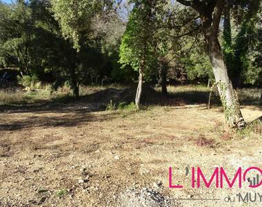 Vente Terrain 1 202m² La Motte (83920) - photo