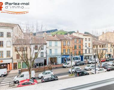 Vente Appartement 4 pièces 72m² Tarare (69170) - photo