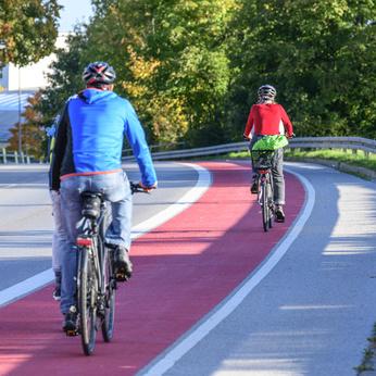 Grenoble en tête des villes de sa catégorie les plus cyclables