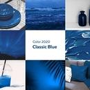 Classic Blue : la couleur de l'année 2020 !