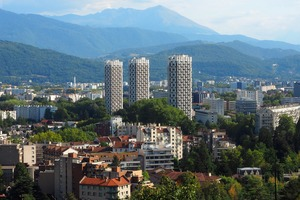 L'hyper-centre de Grenoble : un quartier très prisé
