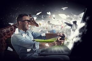 Le géant du jeu vidéo Ubisoft à Villeurbanne