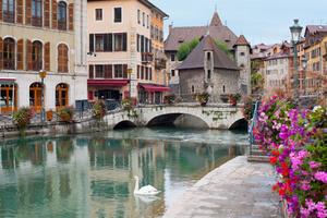 Annecy : en tête des villes où il fait bon vivre en France
