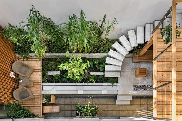 Immobilier : les grenoblois rêvent de balcons, terrasses et maisons avec jardin !
