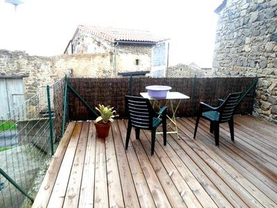 Vente Maison 3 pièces 52m² Montmorin (63160) - photo
