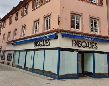 Vente Local commercial 375m² SELESTAT - photo