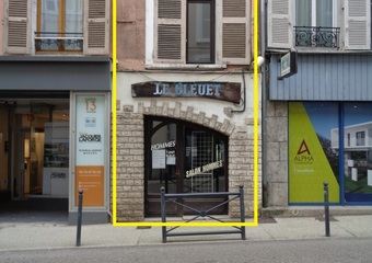 Vente Immeuble 160m² Voiron (38500) - photo