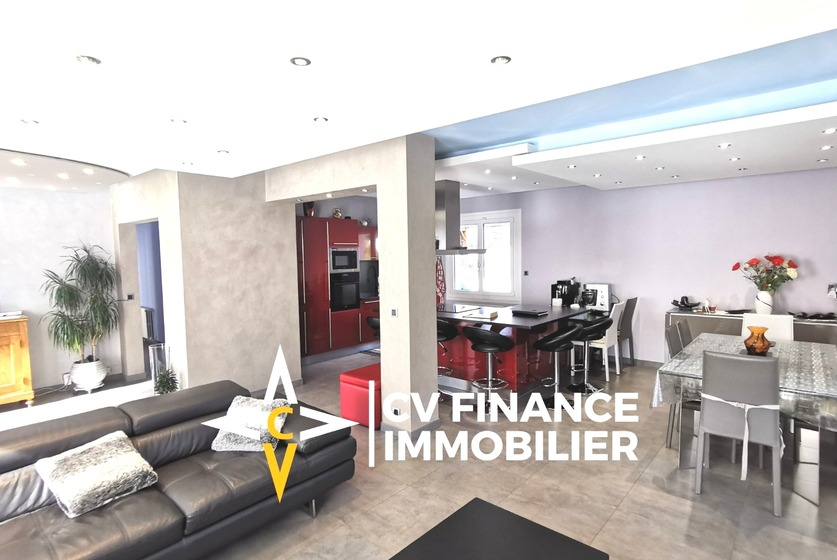 Vente Maison 4 pièces 145m² Voiron (38500) - photo