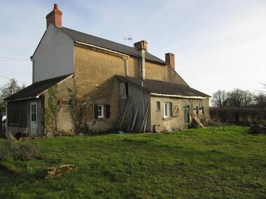 Vente Maison 3 pièces 70m² Ceaulmont (36200) - photo
