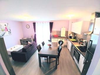 Vente Appartement 2 pièces 46m² Annœullin (59112) - photo