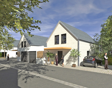 Vente Maison 5 pièces 132m² Kingersheim (68260) - photo