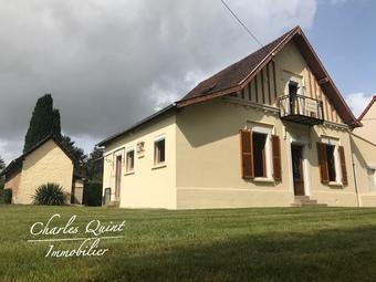 Vente Maison 7 pièces 107m² Campagne-lès-Hesdin (62870) - photo