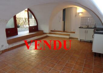 Vente Appartement 1 pièce 32m² Lauris (84360) - photo