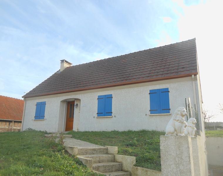 Location Maison 6 pièces 110m² Maucourt (60640) - photo