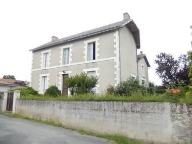 Vente Maison 5 pièces 145m² Gourgé (79200) - photo