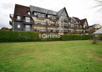 Vente Appartement 3 pièces 32m² Cabourg (14390) - photo