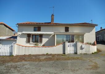 Vente Maison 4 pièces 91m² Vouhé (79310) - photo