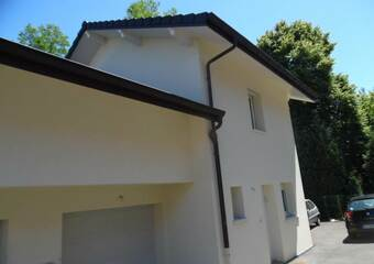 Location Maison 4 pièces 72m² Rumilly (74150) - photo