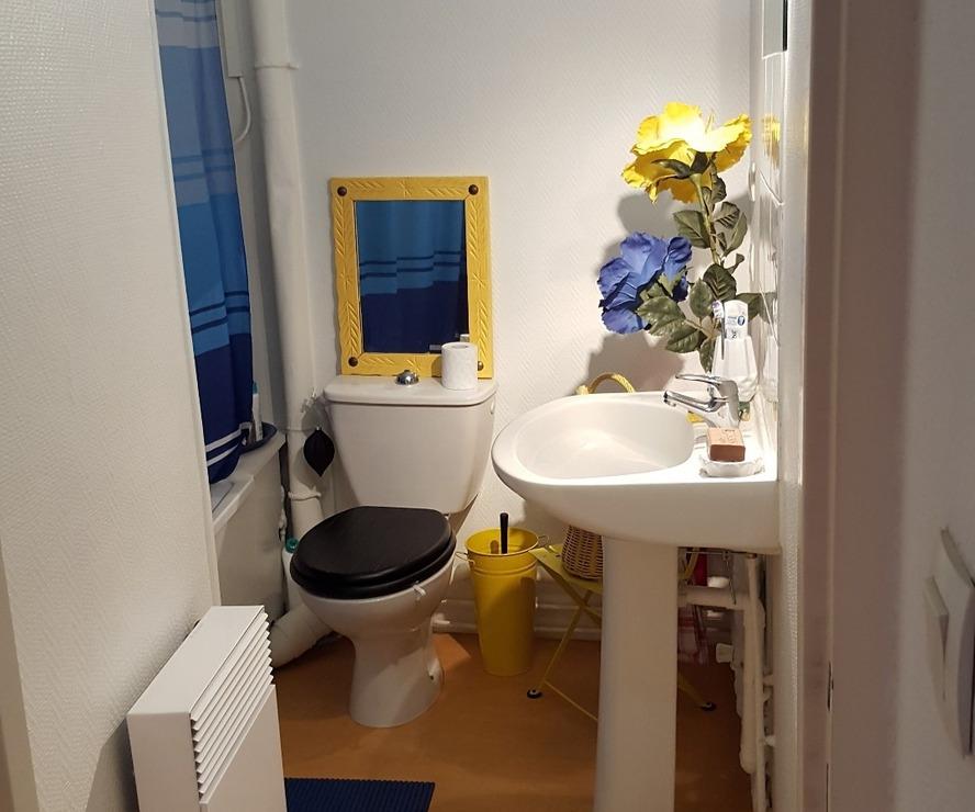vente appartement 2 pi ces pau 64000 392534. Black Bedroom Furniture Sets. Home Design Ideas