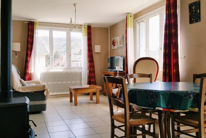 Vente Maison 4 pièces 85m² Saint-Jean-de-Muzols (07300) - photo