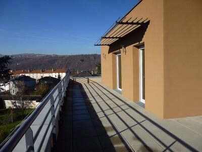 Location Appartement 4 pièces 83m² Lorette (42420) - Photo 9