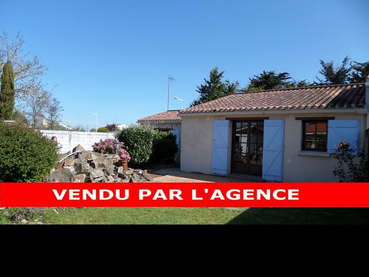 Vente Maison 4 pièces 82m² Olonne-sur-Mer (85340) - photo