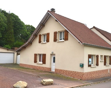 Sale House 4 rooms Neuville-sous-Montreuil (62170) - photo