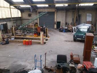 Vente Local industriel 1 pièce 500m² Estaires (59940) - Photo 1
