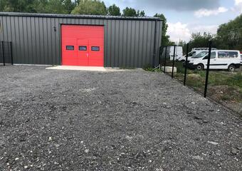 Location Local industriel 203m² Divion (62460) - photo