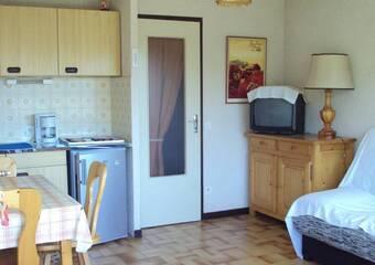 Vente Appartement 1 pièce 20m² Habère-Poche (74420) - photo