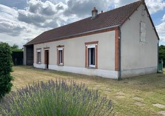 Vente Maison 4 pièces 84m² Poilly-lez-Gien (45500) - photo