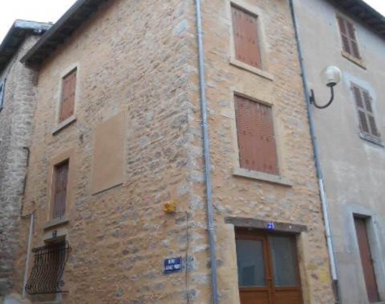 Location Maison 4 pièces 95m² Thizy (69240) - photo