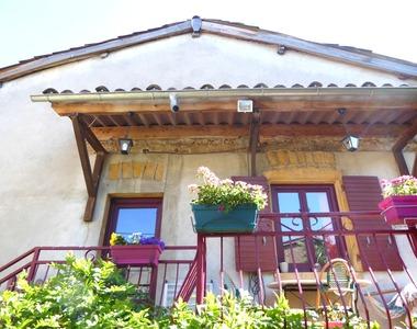 Vente Maison 5 pièces 130m² Frontenas (69620) - photo