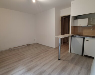 Location Appartement 1 pièce 26m² Toulouse (31400) - photo