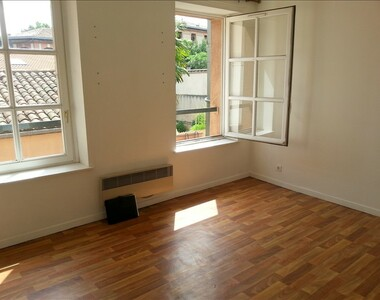 Renting Apartment 1 room 20m² Toulouse (31400) - photo