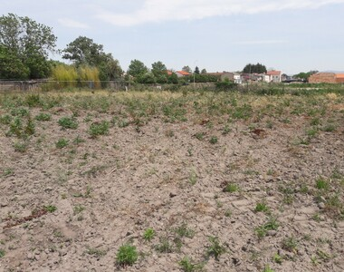 Vente Terrain 891m² Lezoux (63190) - photo