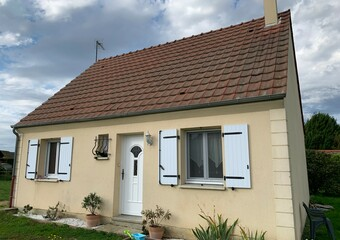 Vente Maison 4 pièces 80m² Guiscard (60640) - photo
