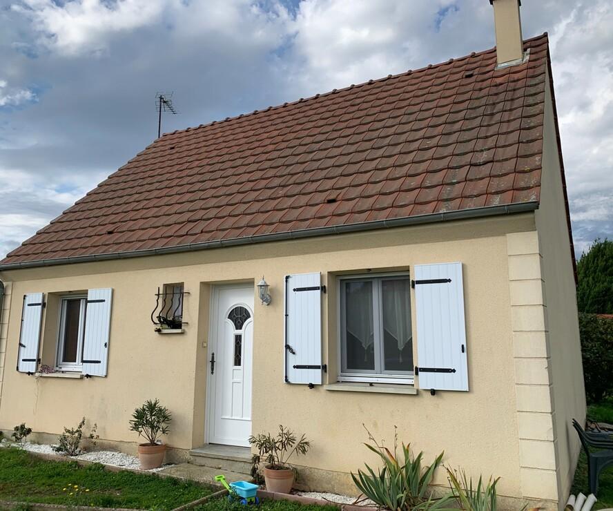 Vente Maison 4 pièces 80m² Guiscard (60640) - photo