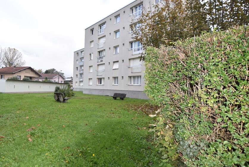 Vente Appartement 4 pièces 57m² Saint-Martin-d'Hères (38400) - photo