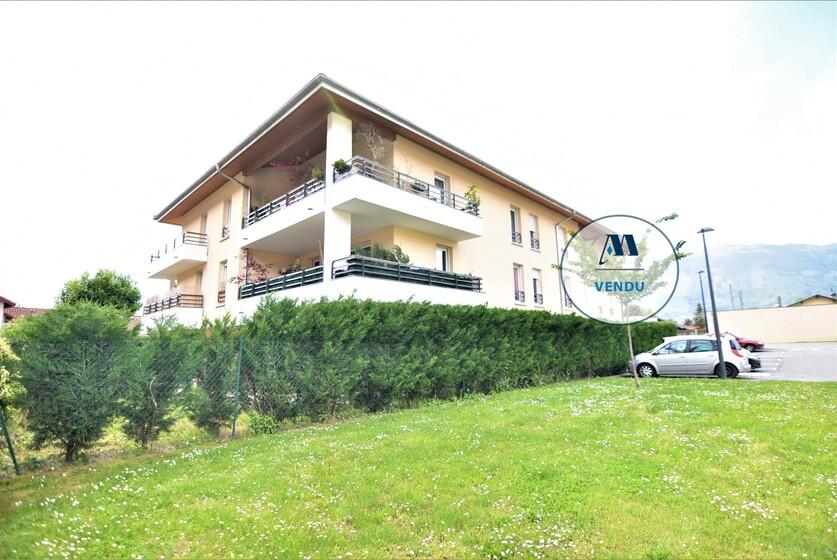 Vente Appartement 4 pièces 81m² Villard-Bonnot (38190) - photo