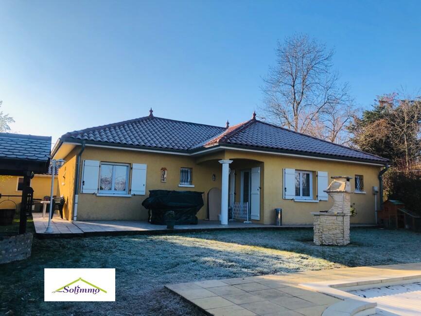 Vente Maison 4 pièces 9m² Montcarra (38890) - photo