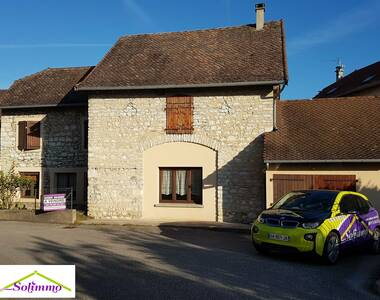 Vente Maison 4 pièces 100m² Morestel (38510) - photo
