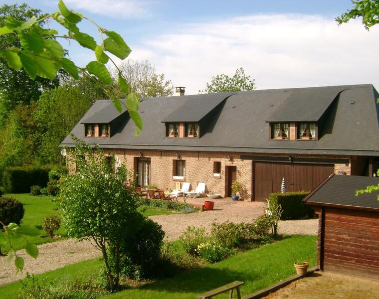 Vente Maison 7 pièces 300m² proche LUNERAY - photo