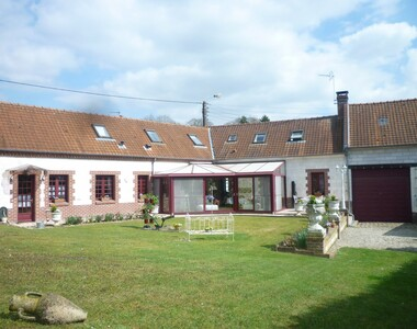Vente Maison 6 pièces 165m² Hermaville (62690) - photo