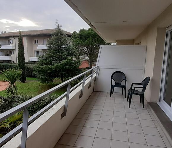 Location Appartement 2 pièces 42m² Toulouse (31100) - photo