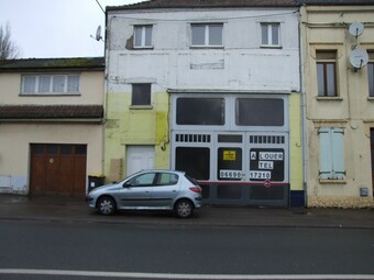Vente Immeuble Neuville-sous-Montreuil (62170) - photo