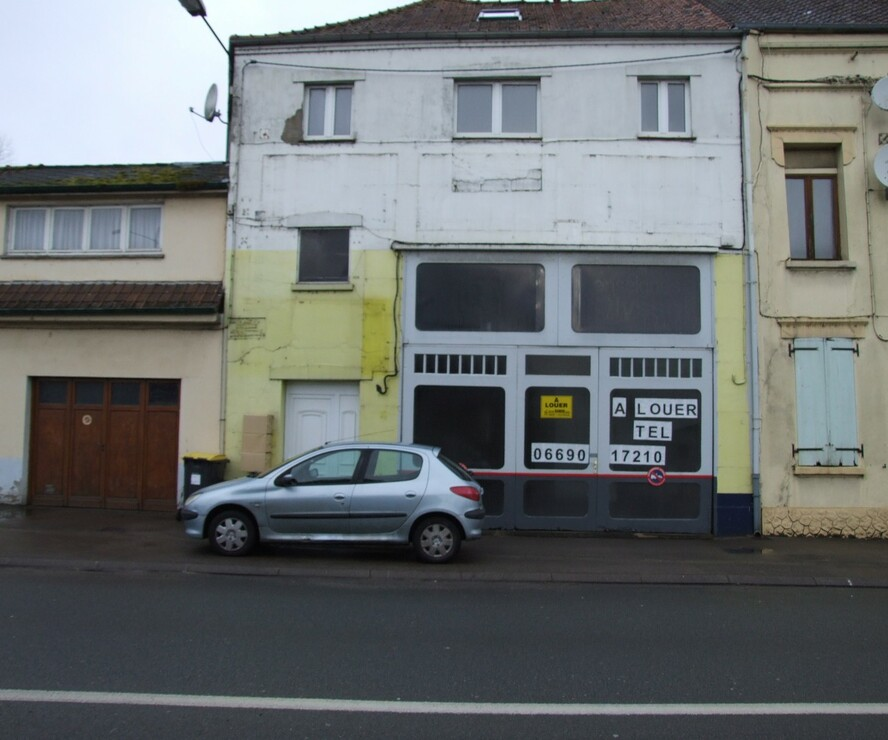 Sale Building Neuville-sous-Montreuil (62170) - photo